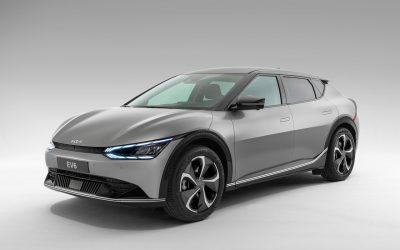 De Nieuwe Kia EV6: Ideaal als leaseauto