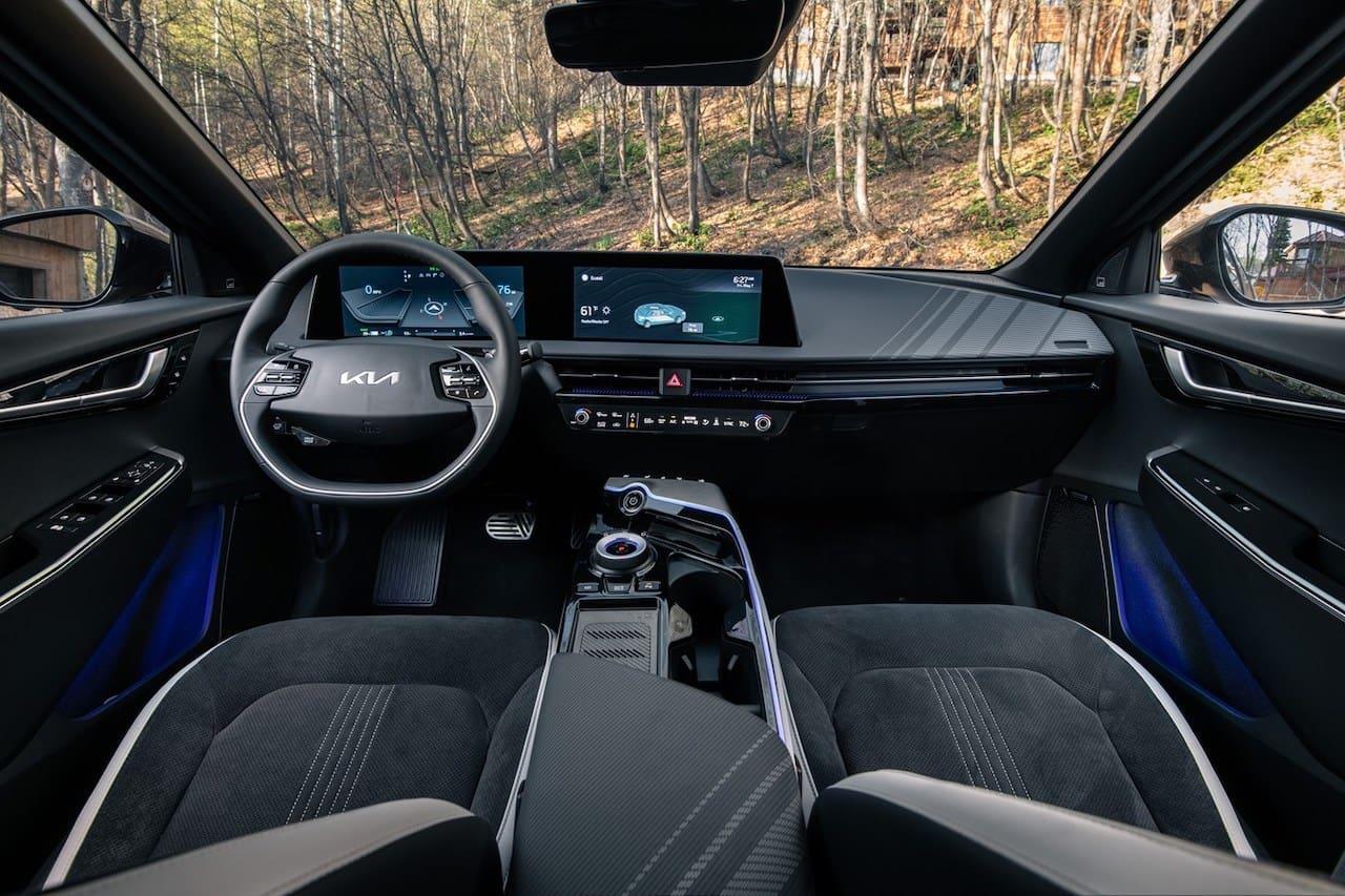 Kia EV6 zakelijk leasen